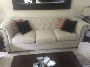 Love seat and couch mint condition