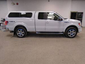 2009 FORD F-150 LARIAT SUPERCAB 4X4! 4.6L! 126,000KMS! $19,900!