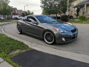 2010 Genesis Coupe 3.8 MT
