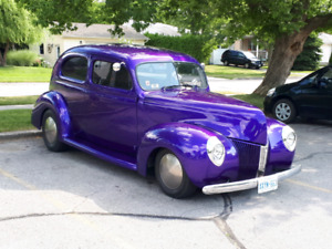 40 Ford Tudor Sell/Trade