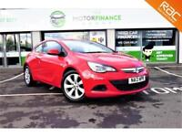 Vauxhall/Opel Astra GTC 1.4i Turbo 120ps s/s 2012 Sport ** FINANCE AVAILABLE *