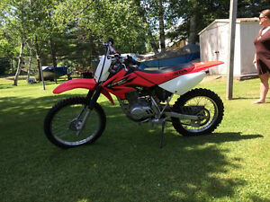 2006 CRF 100 For Sale