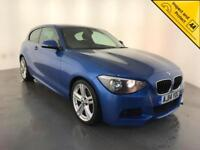 2014 BMW 118D M SPORT DIESEL 1 OWNER SERVICE HISTORY FINANCE PX WELCOME
