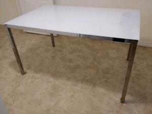IKEA Classy Modern Dining Room Table