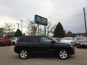 2016 Jeep Compass High Altitude  W\leather,sunroof