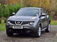 Nissan Juke Acenta 1.6 5dr PETROL MANUAL 2013/63