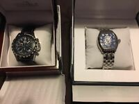 Chelsea FC limited edition watches very rare