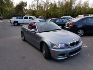03 BMW E46 M3 convertible - Excellent Shape