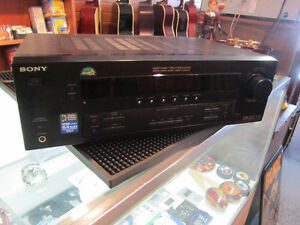 SONY Stereo AM-FM Stereo Amplifier For Sale