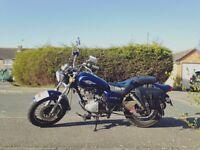Suzuki marauder 125 best Learner bike around not mx bike dirt bike cruiser sport bike