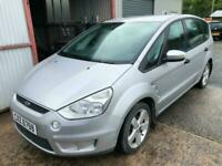 Ford S-MAX 1.8TDCi ( 125ps ) 6sp 2007.75MY LX