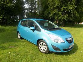 2010 Vauxhall Meriva 1.4 16v ( 100ps ) S netherton cars