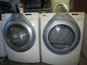 Whirlpool Duet HT Extra Large Capacity Washer Electric Dryer