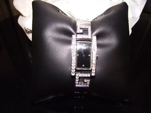 Silver Guess Ladies Watch