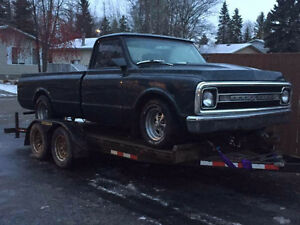 69 chev trades or cash