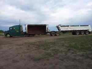 SIDE DUMP FOR HIRE Strathcona County Edmonton Area image 1