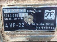 Range Rover classic ZF 4 speed auto gearbox & Borg warner viscous transfer box 3.9 EFI