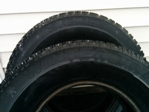 225/75R15  Winter Tires