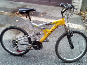 two bikes for sale 35$  an 75$