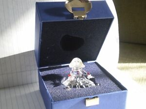 "Swarovski Crystal Figurine- "" Doll "" Kitchener / Waterloo Kitchener Area image 3"