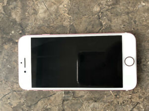 Iphone 7 rose 32g Roger