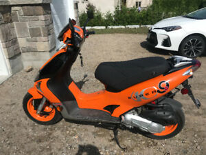 2006 Kymco Super 9s - Low low kms