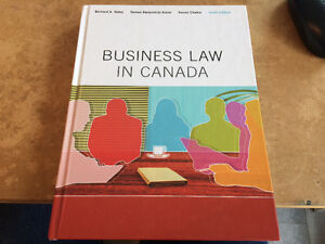 Business Law in Canada 10th Edition