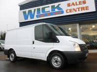 2013 Ford TRANSIT 260 SWB LR 100ps VAN *F/S/H* Manual Medium Van