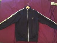 Retro Fred Perry Zip up