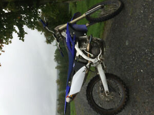 Yz250 F a vendre/for sale