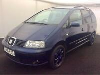 SEAT ALHAMBRA 2.0TDi REFERENCE (2006) [PRICE REDUCED] 7 SEATS..LOOKS+DRIVES GOOD