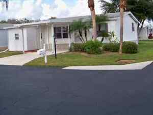 FOR RENT: 2/2 Manufactured Home in Haines City Florida