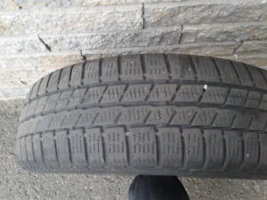 4 winter tires Continental 17565R15 at Deux-Montagnes