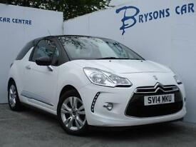 2014 14 Citroen DS3 1.6e-HDi ( 90bhp ) Airdream DStyle for sale in AYRSHIRE