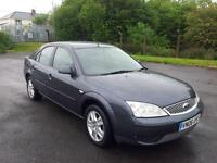 2006 FORD MONDEO 2.0 LX DIESEL WITH NEW MOT