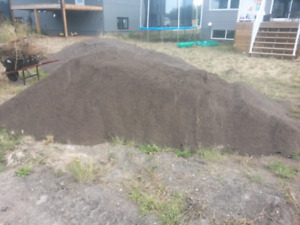 Good Quality Screened Topsoil for sale $30 per cubic yard