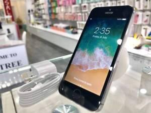 iPhone 5S 16GB space grey unlocked & tax invoice Broadbeach Gold Coast City Preview
