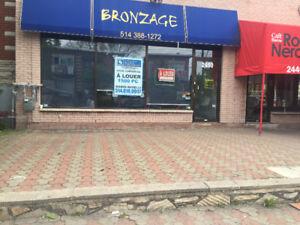 Commercial a louér Ahunstic Cartierville