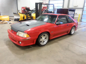 1991 ford mustang gt cobra