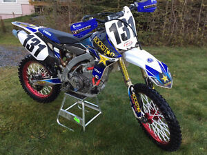 - 2013 YZ450F - race ready 42 hours