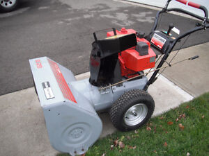 SNOWBLOWER  I have several  SNOW BLOWER Kitchener / Waterloo Kitchener Area image 3