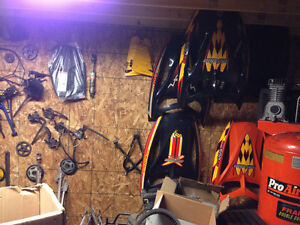 Parting out 2006 gsx limited 600sdi ski-doo & other revs St. John's Newfoundland image 6