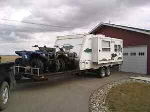 2008 kodiak hybrid toy hauler