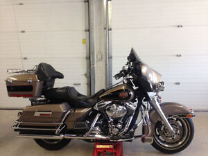 2004 Harley Electra Glide Classic + Free winter storage