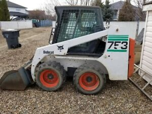 2003 Bobcat skid steer - 2065 hours