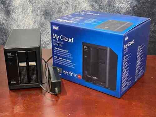Western Digital My Cloud Pro PR2100 0tb NAS Server