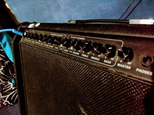 Randall 200 Watt Guitar Amp - The Power Beast!