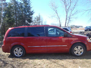2008 Dodge Caravan SXT Minivan, Van/Rear Power Widows