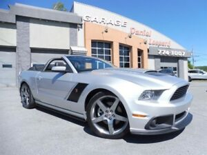 Ford Mustang GT GT ROUSH STAGE 3 SUPERCHARGED, ORIGINAL!!! 2013