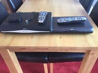 Sky+HD and Sky HD boxes